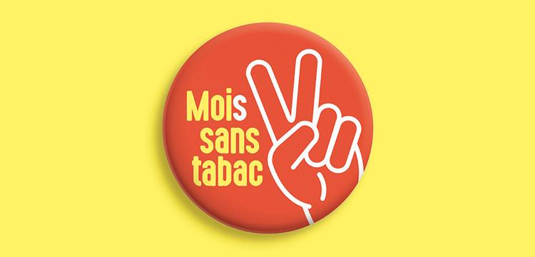 Mois sans tabac : une campagne nationale sans filtre !